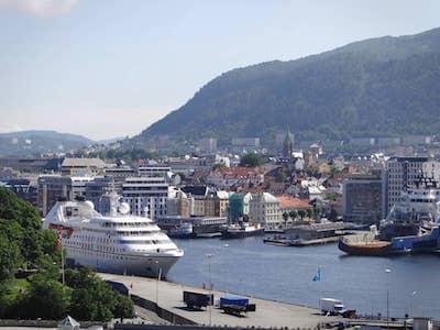 RAYVN Bergen Havn Port