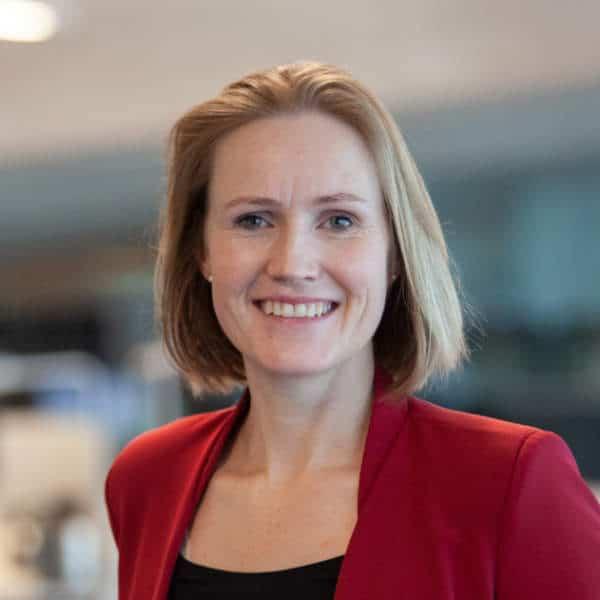 Great Dane Airlines Stinne Dalsø Profile